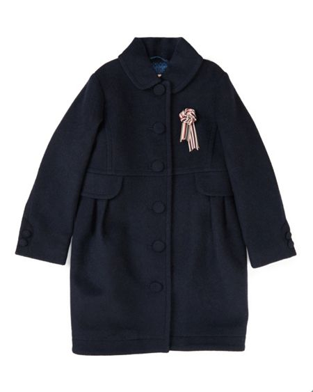 Jigsaw Girls The Storyteller Coat