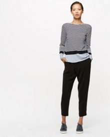 Jigsaw Colour Block Stripe Jumper