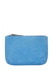 Jigsaw Alba medium leather pouch
