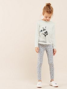 Jigsaw Girls Bella Bunny Placement T-Shirt