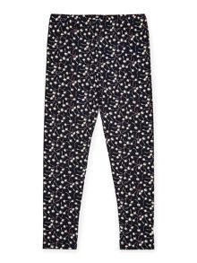 Jigsaw Girls Ditsy Dandelion Leggings