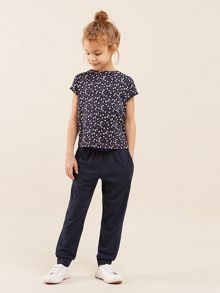 Jigsaw Girls Relaxed Jersey Trouser