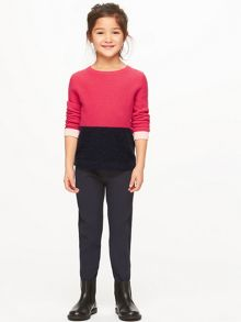 Jigsaw Girls Colour Block Sweater