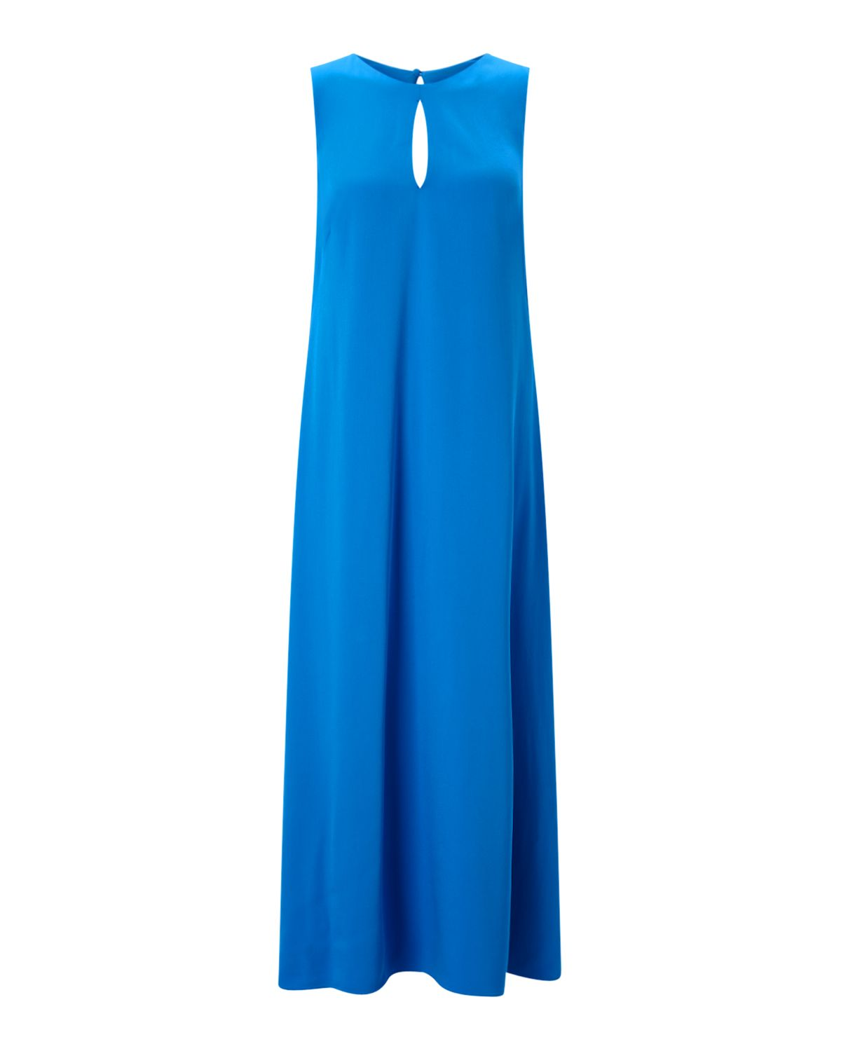 Jigsaw Maxi Dress, Blue
