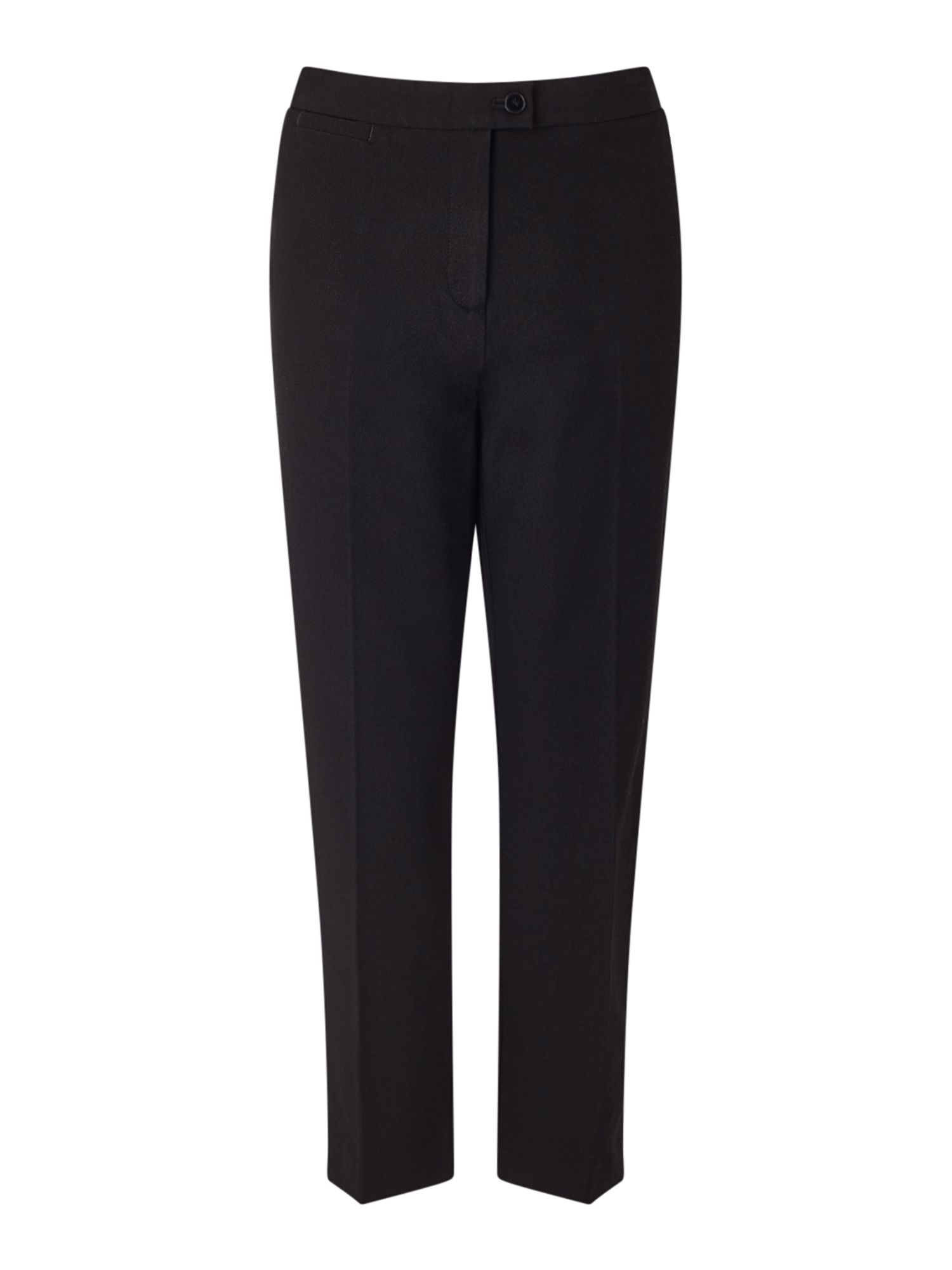 Jigsaw Bi Stretch Cigarette Trouser, Black