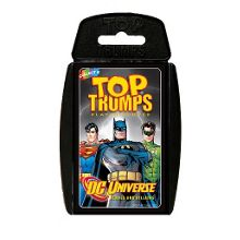 Top Trumps Dc superheroes