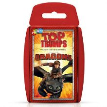 Top Trumps How to train your dragon