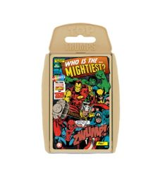 Marvel Comics Retro Cards