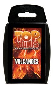 Top Trumps Volcanoes