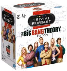 Winning Moves Trivial Pursuit Big Bang Theory