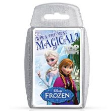 Disney Frozen Top Trumps Card Game