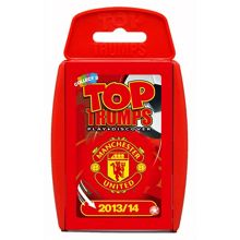 Manchester United Card Game