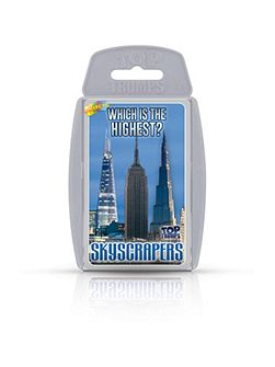 Skyscrapers Cards