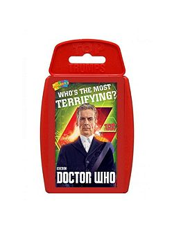 Doctor Who 8Th Season Cards