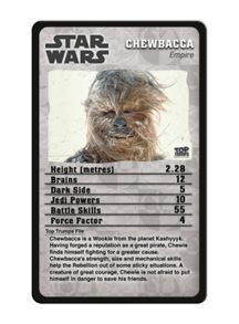 Top Trumps Star Wars Episode 4-6
