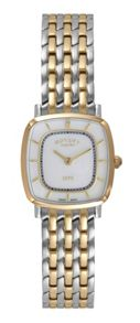 LB08101/02 Gold and silver ladies watch
