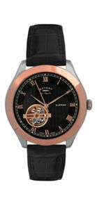 GS90509/10 Black mens watch