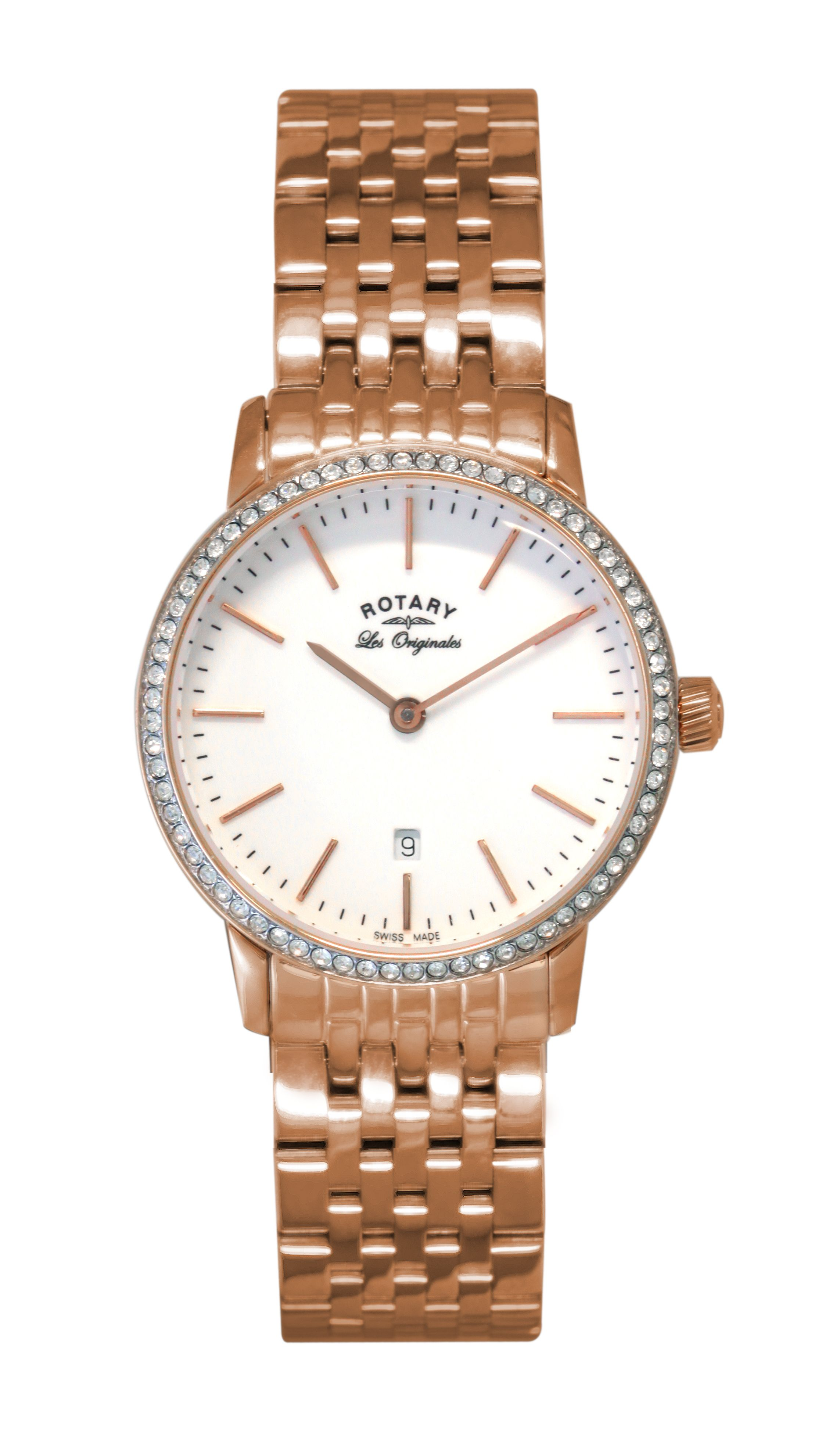 LB90054/02 Ladies Rose Bracelet Watch