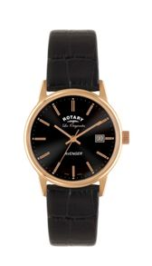 GS90065/04 Les Originales Men`s Brown Strap Watch