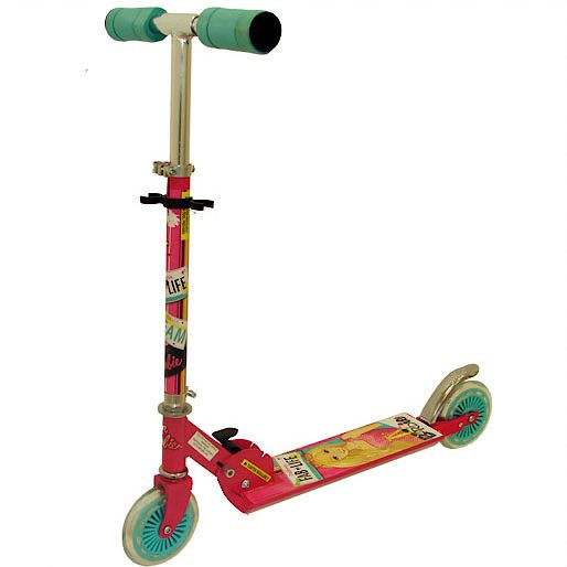 Barbie Folding Scooter