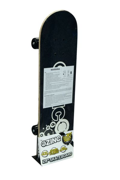 Zinc 70cm Neon Green Base Skateboard