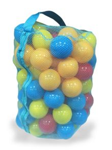 Hy-Pro Multicoloured Playballs 100 Pack