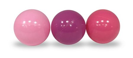 Hy-Pro Pink Playballs 100 Pack