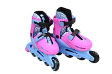 Zinc Adjustable Inline Skates Size 13-3