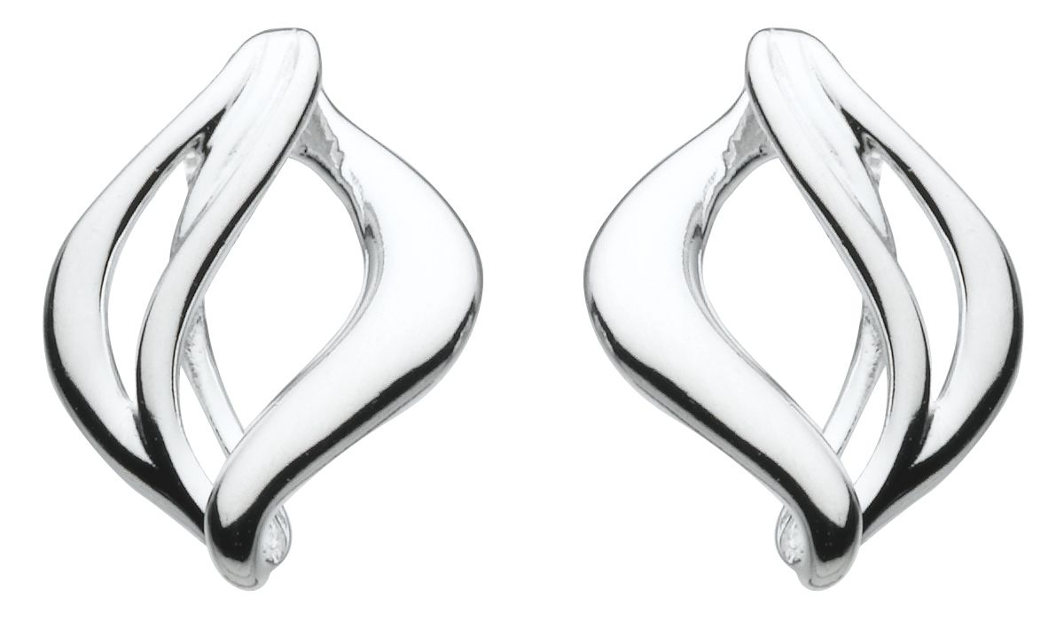 Sterling Silver Odyssey Earrings