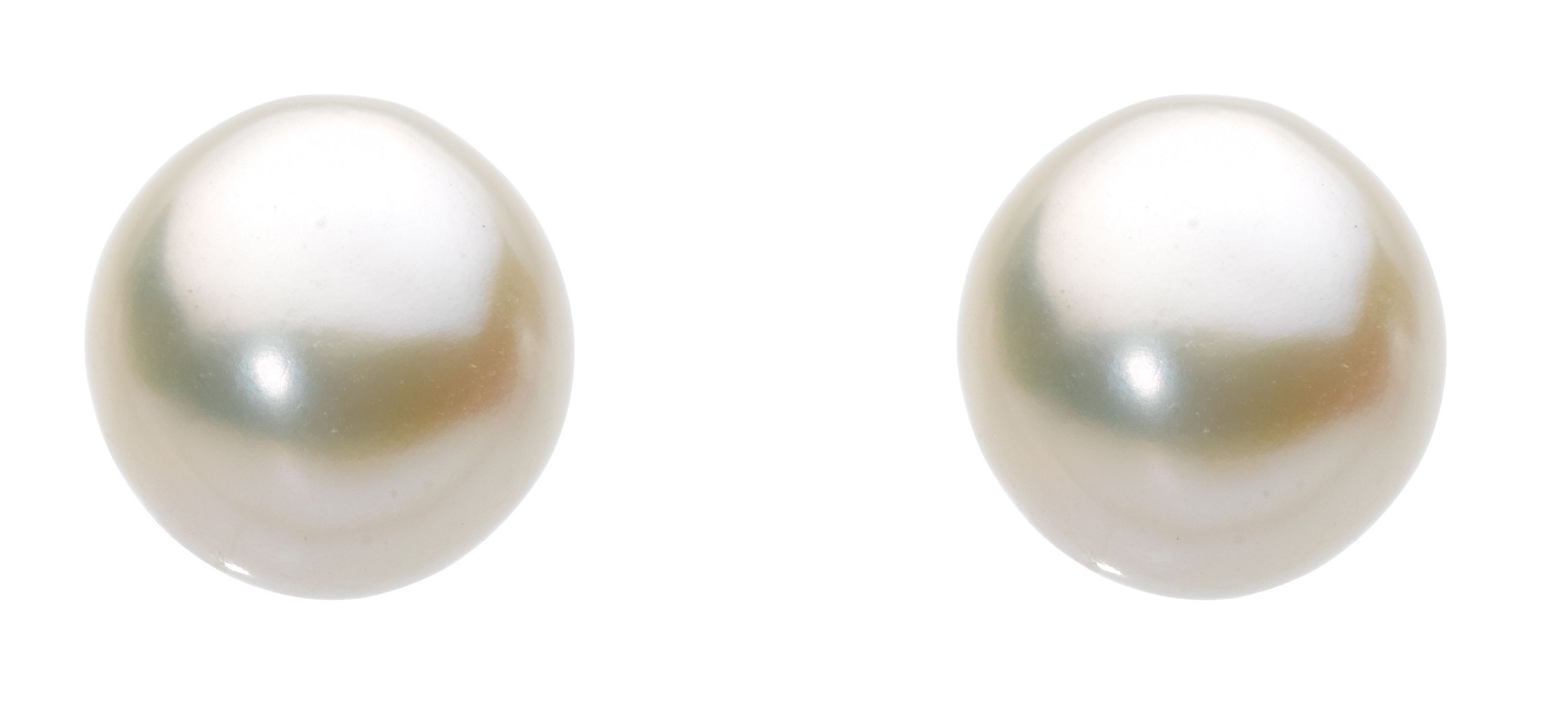 Dew Stud Large Pearl 8mm