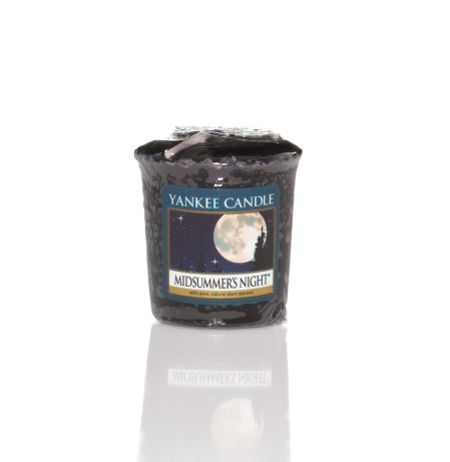 Yankee Candle Midsummers night wrapped votive candle