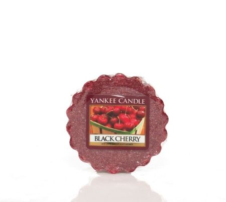 Yankee Candle Classic wax melt black cherry