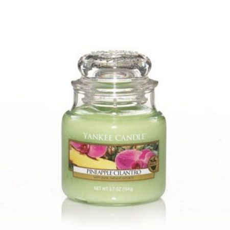 Yankee Candle Small jar pineapple cilantro