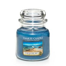 Yankee Candle Medium jar turquoise sky