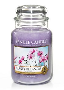 Yankee Candle Honey Blossom Large Jar Candle
