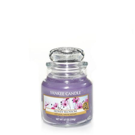 Yankee Candle Honey Blossom Small Jar Candle