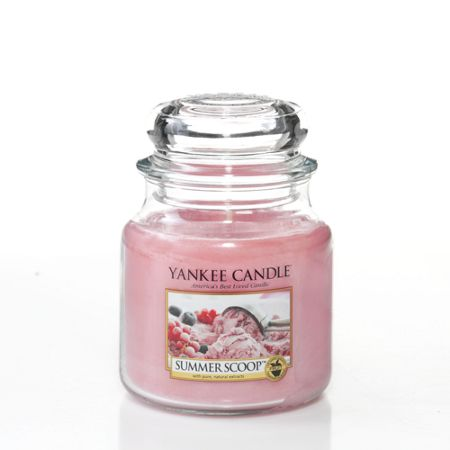 Yankee Candle Medium jar summer scoop