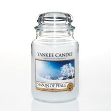 Yankee Candle Classic large jar season of peace