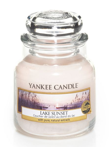 Yankee Candle Lake Sunset Small Jar Candle