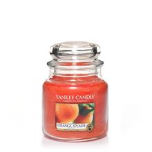 Orange Splash Medium Jar