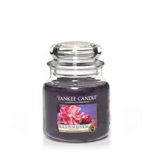Black Plum Blossom Medium Jar
