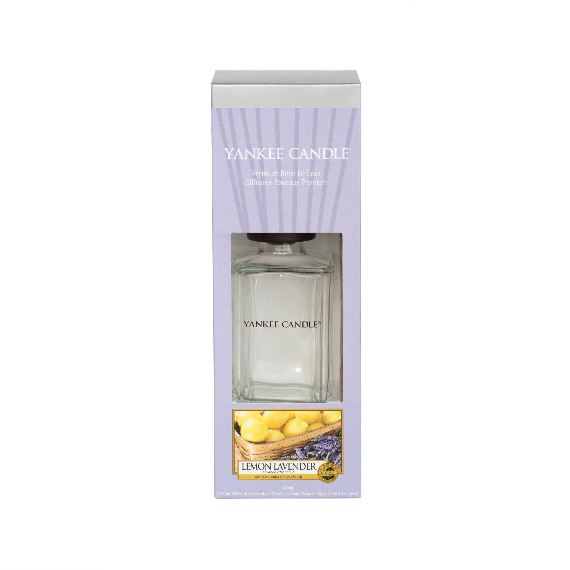 Yankee Candle Lemon Lavender Decor Reeds