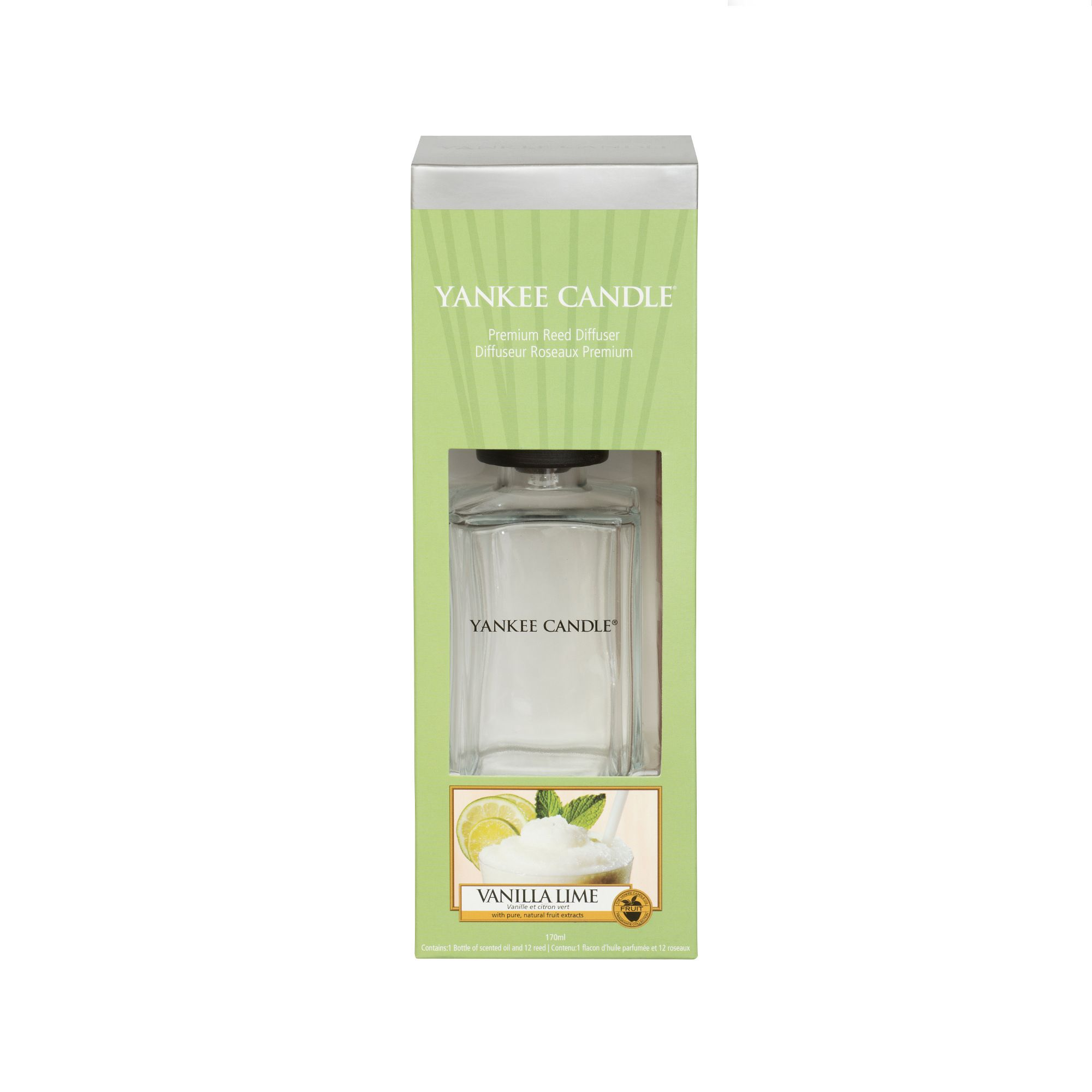 Yankee Candle Vanilla Lime Decor Reeds
