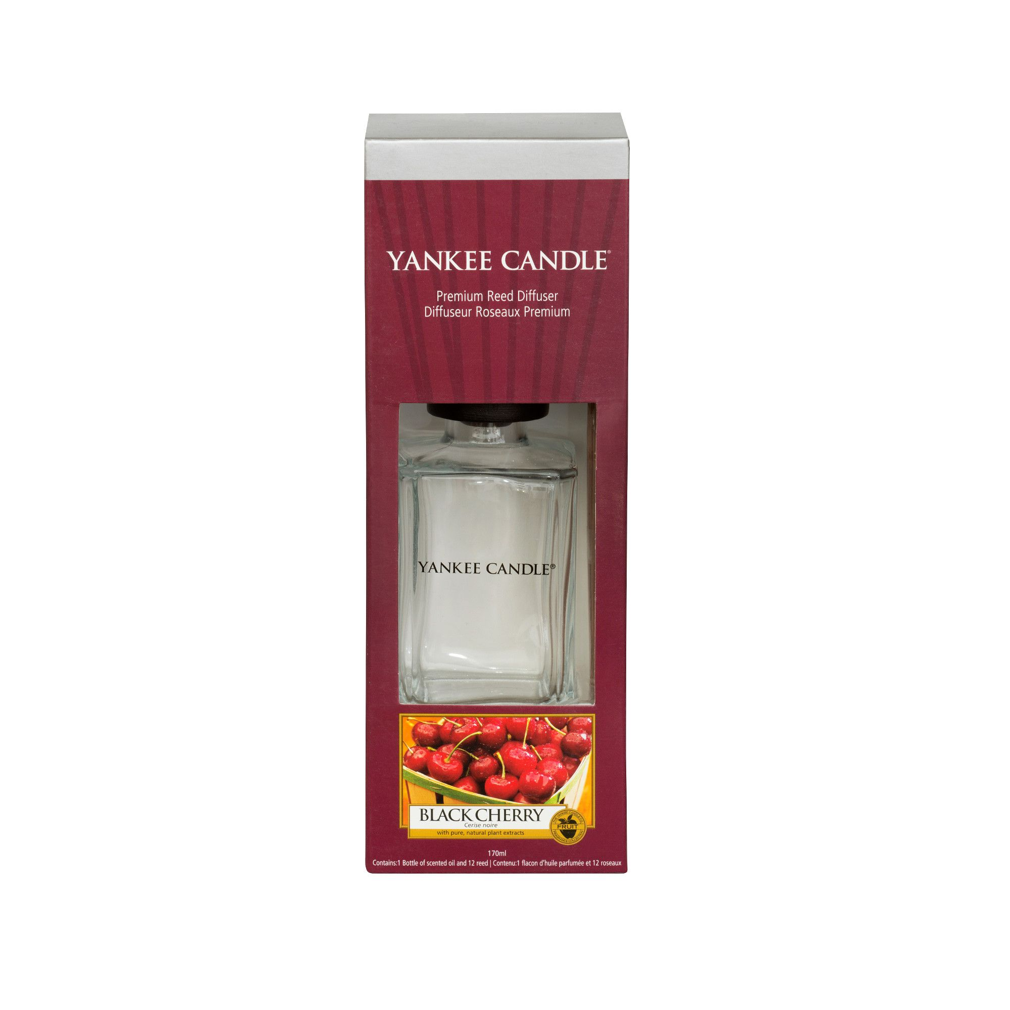 Black Cherry Decor Reeds
