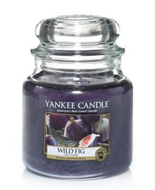 Yankee Candle Wild Fig Medium Jar
