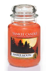 Yankee Candle Amber Moon Large Jar