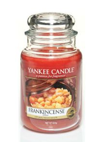 Yankee Candle Classic large jar frankincense candle