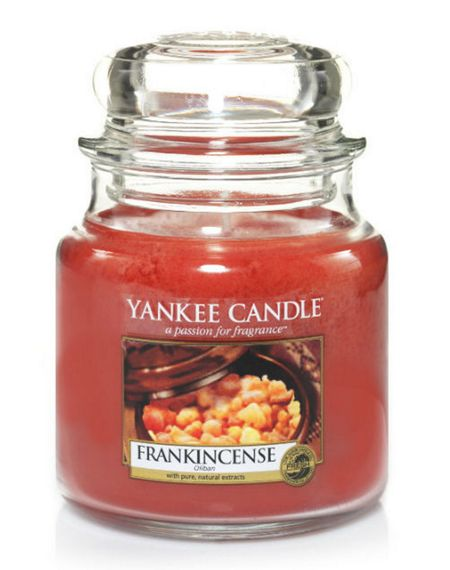 Yankee Candle Classic medium jar frankincense candle