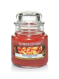 Classic small jar frankincense candle