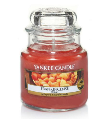 Yankee Candle Classic small jar frankincense candle